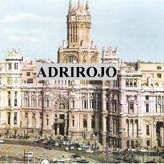 Postales: 1 POSTAL CIRCULADA - AÑOS 70 - MADRID - PALACIO DE COMUNICACIONES. Lote 28397075