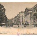 Postales: MADRID. CARRERA DE SAN JERÓNIMO. (HAUSER Y MENET, Nº 237). CIRCULADA DE MADRID A HONDURAS. . Lote 28447210