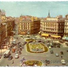 Postales: 7-ESP856. POSTAL MADRID. PUERTA DEL SOL. Lote 28502343