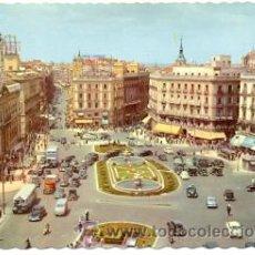 Postales: 7-ESP868. POSTAL MADRID. PUERTA DEL SOL. Lote 28561887