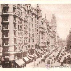 Postales: MADRID – AVENIDA DE PI Y MARGALL – HAUSER Y MENET – NO CIRCULADA. Lote 28600059