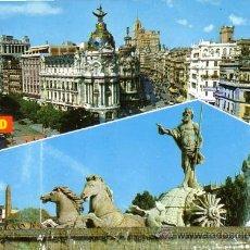 Postales: MADRID - CALLE ALCALA Y NEPTUNO - POSTALES ALCALA 1978. Lote 28951576