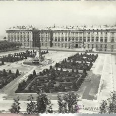 Postales: MADRID PALACIO REAL SIN CIRCULAR. Lote 29036200