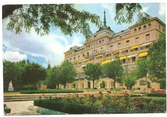 Madrid (hotel victoria palace. el escorial) - Sold through Direct ...
