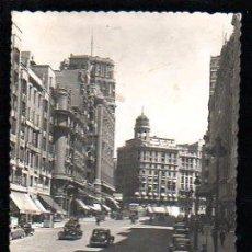 Postales: TARJETA POSTAL MADRID, AVENIDA JOSE ANTONIO. Lote 29196155
