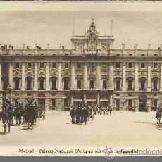 Postales: MADRID PALACIO REAL SIN CIRCULAR. Lote 29476423