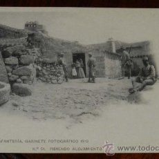 Postales: ANTIGUA POSTAL DE VALDEMORILLO (MADRID), ACADEMIA DE INFANTERIA, GABINETE FOTOGRAFICO 1910 - Nº 51, . Lote 29747170