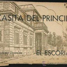 Postales: POSTAL MADRID EL ESCORIAL CASITA DEL PRINCIPE . HAUSER Y MENET CA AÑO 1930 .. Lote 30246144