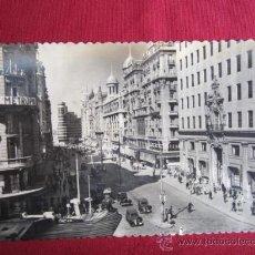 Postales: MADRID - VISTA PARCIAL DE LA AVENIDA DE JOSÉ ANTONIO. Lote 30057618