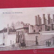 Postales: MADRID - LA ALMUDENA. Lote 30087047
