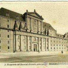 Postales: LOTE 18 POSTALES MONASTERIO DEL ESCORIAL L ROISIN. Lote 30040269
