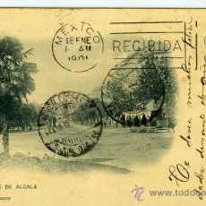 Postales: POSTAL MADRID CALLE DE ALCALA. Lote 30116100