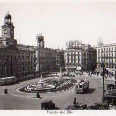 Postales: MADRID Nº 74 PUERTA DEL SOL DOMINGUEZ SIN CIRCULAR . Lote 30533113
