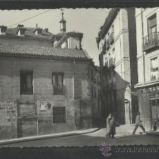 Postales: MADRID - 104 - ENTRADA A LA CALLE DE LA PASA - DOMINGUEZ - (9300). Lote 30705469