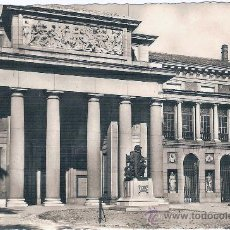 Postales: MADRID - MUSEO DEL PRADO – SIN CIRCULAR. Lote 30706875