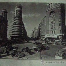 Postales: ANTIGUA POSTAL MADRID CAPITAL - ENVIO GRATIS A ESPAÑA. Lote 30713324