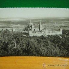 Postales - el escorial postal circulada en 1953 dorotea bravo - vitrina del monasterio foto garcia garrabella - 30779282
