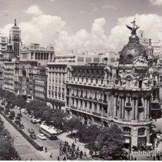 Postales: MADRID. EL FÉNIX Y CALLE DE ALCALÁ. Lote 30787798