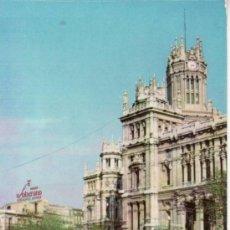 Postales: MADRID. PALACIO DE COMUNICACIONES. . Lote 30789191