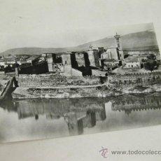 Postales: POSTAL FOTOGRAFICA DE BUITRAGO - PLAZA DE ARMAS E IGLESIA - MADRID. Lote 31252701