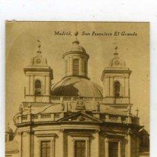 Postales: LOTE 20 POSTALES MADRID SAN FRANCISCO EL GRANDE. Lote 30931224
