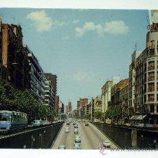Postales: POSTAL MADRID AVENIDA FRANCISCO SILVELA ALTURA CARTAGENA ED DOMÍNGUEZ AÑOS 70 AUTOBUS SIN CIRCULAR. Lote 30969049