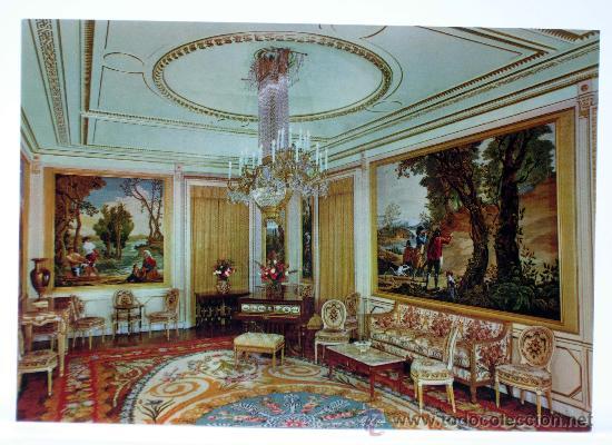 Postal madrid palacio moncloa residencia invita comprar for Ministros interior espana