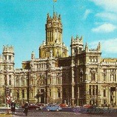 Postales: PALACIO DE COMUNICACIONES. DOMÍNGUEZ Nº 81. AÑOS 60 /NO CIRCULADA. Lote 31013281