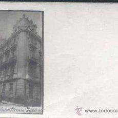 Postales: MADRID.- CASA VALDETERRAZO. Lote 31536089