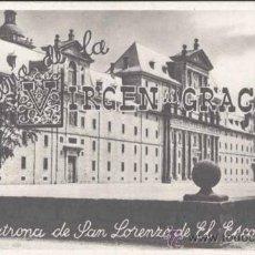 Postales: SAN LORENZO DE EL ESCORIAL (MADRID).- ALBUM DE LA ROMERIA DE LA VIRGEN DE GRACIA.- COMPLETO-SERIE 1ª. Lote 31872639