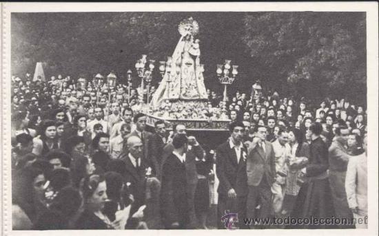Postales: SAN LORENZO DE EL ESCORIAL (MADRID).- ALBUM DE LA ROMERIA DE LA VIRGEN DE GRACIA.- COMPLETO-SERIE 1ª - Foto 2 - 31872639
