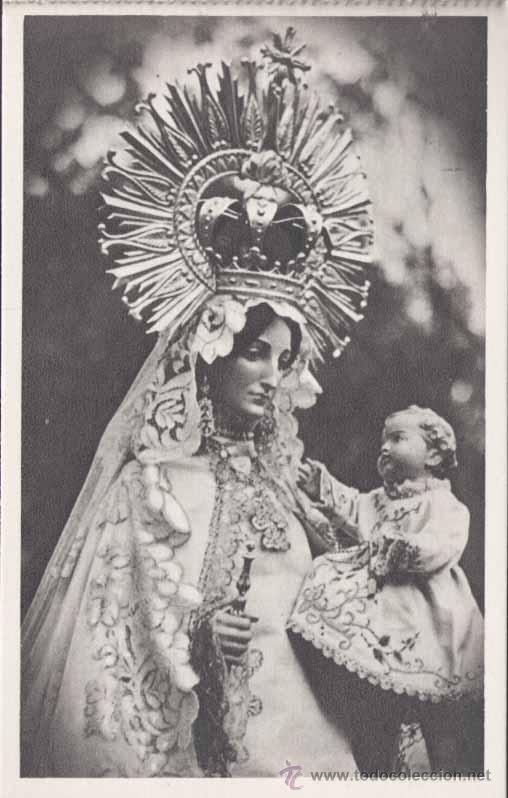 Postales: SAN LORENZO DE EL ESCORIAL (MADRID).- ALBUM DE LA ROMERIA DE LA VIRGEN DE GRACIA.- COMPLETO-SERIE 1ª - Foto 3 - 31872639