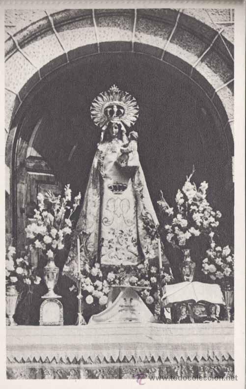 Postales: SAN LORENZO DE EL ESCORIAL (MADRID).- ALBUM DE LA ROMERIA DE LA VIRGEN DE GRACIA.- COMPLETO-SERIE 1ª - Foto 6 - 31872639