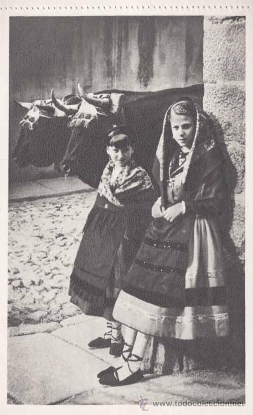 Postales: SAN LORENZO DE EL ESCORIAL (MADRID).- ALBUM DE LA ROMERIA DE LA VIRGEN DE GRACIA.- COMPLETO-SERIE 1ª - Foto 8 - 31872639