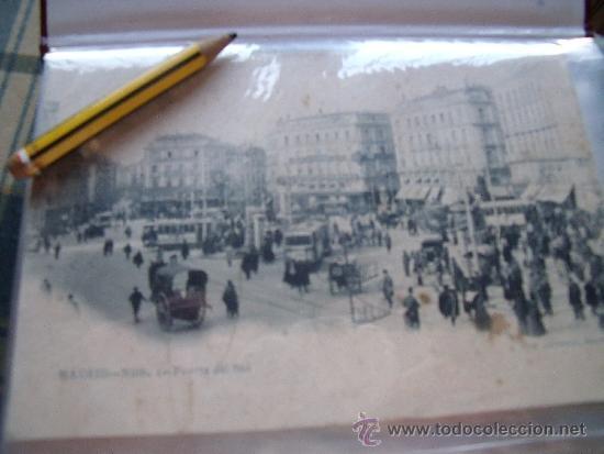 LAURENT.-POSTALES.-MADRID.-LOTE DE LAS 29 PRIMERAS 29 POSTALES DE LAURENT EN MADRID. (Postales - España - Comunidad de Madrid Antigua (hasta 1939))