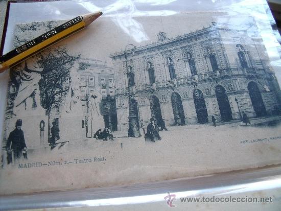 Postales: LAURENT.-POSTALES.-MADRID.-LOTE DE LAS 29 PRIMERAS 29 POSTALES DE LAURENT EN MADRID. - Foto 3 - 31930755