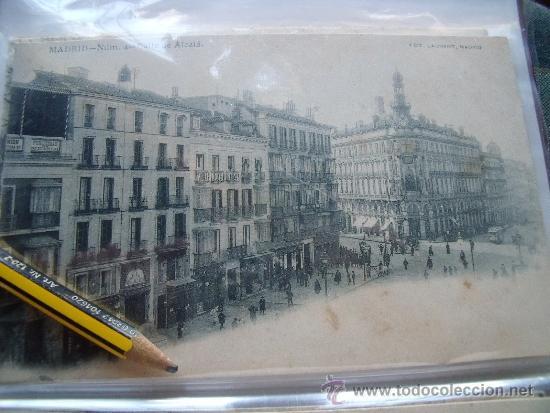 Postales: LAURENT.-POSTALES.-MADRID.-LOTE DE LAS 29 PRIMERAS 29 POSTALES DE LAURENT EN MADRID. - Foto 4 - 31930755