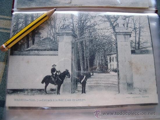 Postales: LAURENT.-POSTALES.-MADRID.-LOTE DE LAS 29 PRIMERAS 29 POSTALES DE LAURENT EN MADRID. - Foto 7 - 31930755