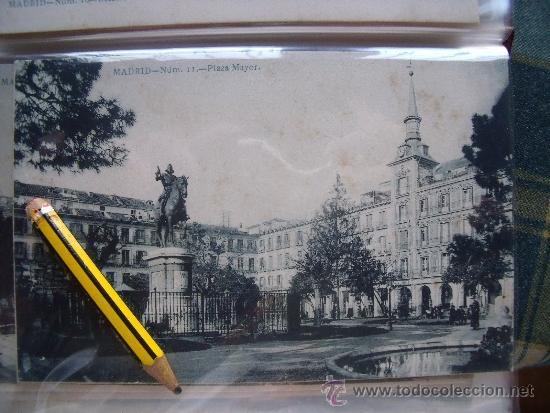 Postales: LAURENT.-POSTALES.-MADRID.-LOTE DE LAS 29 PRIMERAS 29 POSTALES DE LAURENT EN MADRID. - Foto 11 - 31930755