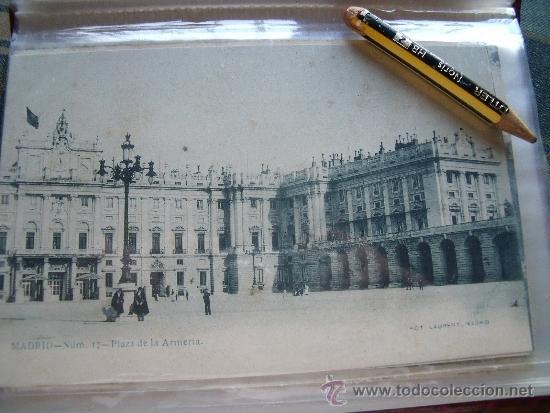Postales: LAURENT.-POSTALES.-MADRID.-LOTE DE LAS 29 PRIMERAS 29 POSTALES DE LAURENT EN MADRID. - Foto 17 - 31930755