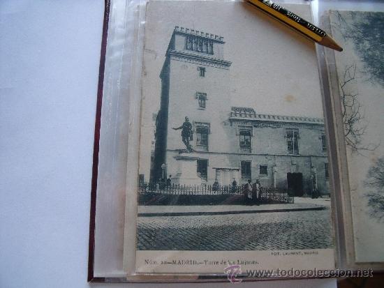 Postales: LAURENT.-POSTALES.-MADRID.-LOTE DE LAS 29 PRIMERAS 29 POSTALES DE LAURENT EN MADRID. - Foto 20 - 31930755