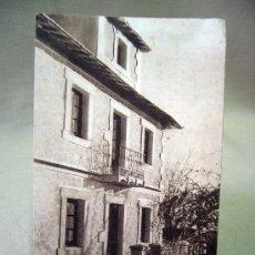 Postales: ANTIGUA POSTAL, PUBLICITARIA, RESIDENCIA RUIZ DE ALDA, CERCEDILLA, MADRID, EDUCACION Y DESCANSO. Lote 31957743