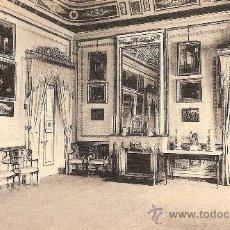 Postales: ARANJUEZ, PALACIO REAL, DESPACHO DE LA REINA - FOTOTIPIA HAUSER Y MENET - SIN CIRCULAR. Lote 31986507