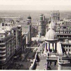 Postales: MADRID Nº 104 MADRID AVENIDA PÍ Y MARGALL Y CAPITOL SIN CIRCULAR . Lote 32219044