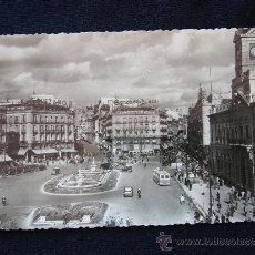 Postales: POSTAL 11. PUERTA DEL SOL. ED. HELIOTIPIA. MADRID.. Lote 32255480