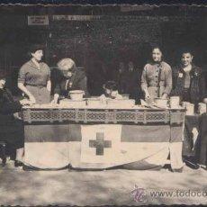 Postales: MADRID.- FIESTA DE LA BANDERITA AÑO 1956- ENTRADA CINE CARLOS III EN CALLE GOYA. Lote 32261515