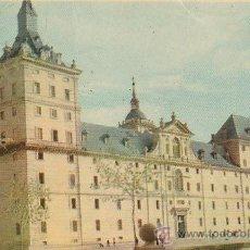 Postales: SAN LORENZO DEL ESCORIAL, MONASTERIO, EDITOR: P R Nº 4 (AÑOS 50). Lote 32409461