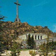 Postales: POSTAL - SANTA CRUZ DEL VALLE DE LOS CAIDOS - MADRID - E. DE ORO - PATRIMONIO NACIONAL - 34. Lote 32528132