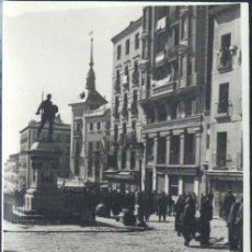Postales: MADRID.- FOTOGRAFÍA DE CASCORRO- MEDIDAS 11,5 X 8 CMS. Lote 32897954