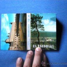 Postales: POSTALES ACORDEON DE 22 MONASTERIO DE EL ESCORIAL 10,5X8 ED PATRIMONIO NACIONAL. Lote 33237372